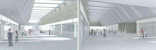 Fabio nonis complesso polifunzionale nell area dell ex - Stazione porta vittoria milano ...