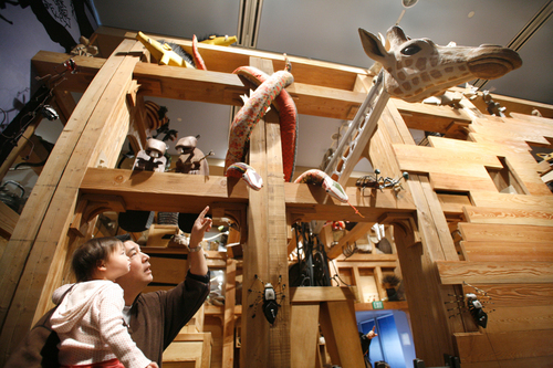 Olson Kundig Architects — Noah's Ark at the Skirball
