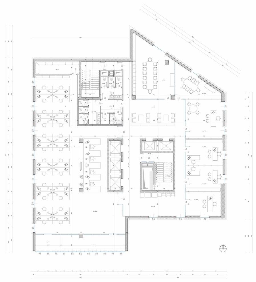 MILANO | Nuova Torre di Porta Romana | 100,0 m | 21 p