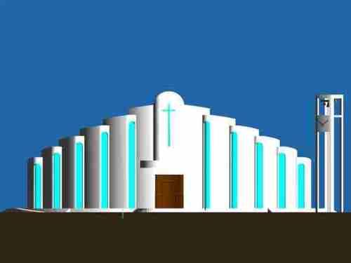 Felice Vaccaro — Chiesa A Roccabernarda