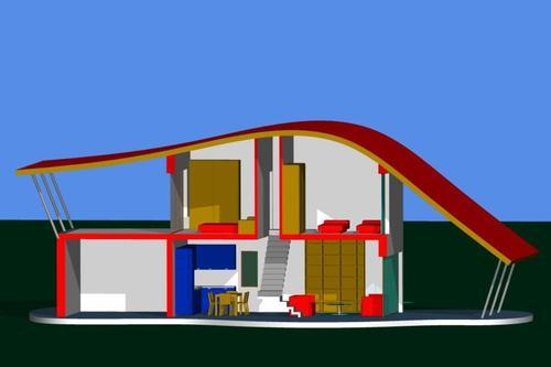 Felice Vaccaro — Casa Al Mare Di Botricello.