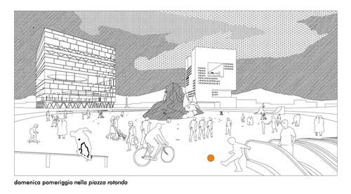 """MARC, Ingeo Associati, M.P.I .Group, Studio T.T.A., Ooby Maior, Emanuele Bobbio, baukuh, Yellow Office — Riqualificazione delle aree del quadrante Nord e Nord Est di Torino: ambito """"Spina 4"""""""
