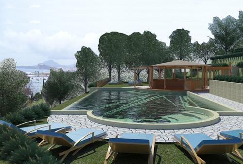 Anna f bonassisa antonio barletta complesso - Villa mirabilis piscina ...