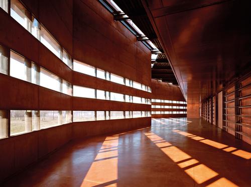 Archea Associati — Biblioteca e Auditorium comunali di Curno
