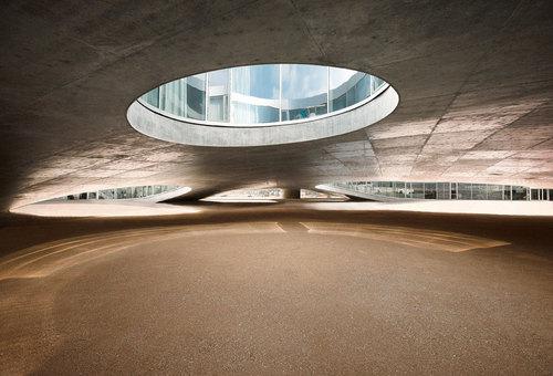 Kazuyo Sejima + Ryue Nishizawa / SANAA — Rolex Learning Centre, EPFL Lausanne