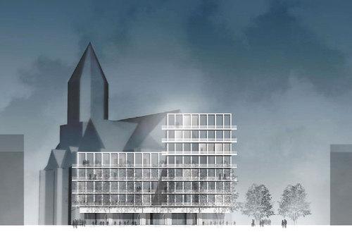 Ortner & Ortner Baukunst, TOPOTEK 1 — Hannover 2020+