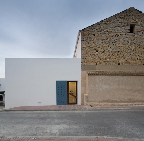 mipmarí arquitectura i disseny — Conjunt Cultural Can Jeroni