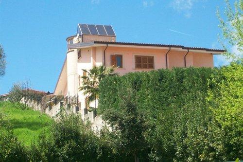 Eugenio rovito progettazione di casa unifamiliare for Progettazione della casa territoriale