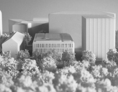 Onsitestudio — Erweiterung Hochschule für Technik Stuttgart