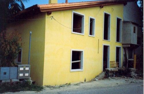 Carlo gervasini ristrutturazione di una casa colonica a for Piani di una casa colonica