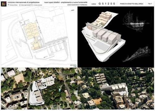 Raimondo Guidacci — ampliamento liceo farnesina