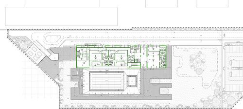 Alfonso Giancotti, Blow Up Architetture Srl, Tommaso Avellino — Piscina Pubblica nel Quartiere Romanina a Roma