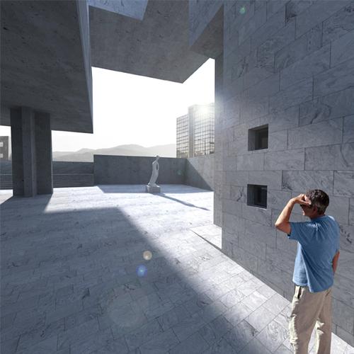 Maurizio Pino, MFPstudio, Francesca Pastore, Salvatore Recupero, BAS_ Berlingieri Architetti Studio — Edificio polifunzionale per lezione di campus