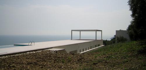 Lucio Rosato — la casa che guarda il mare