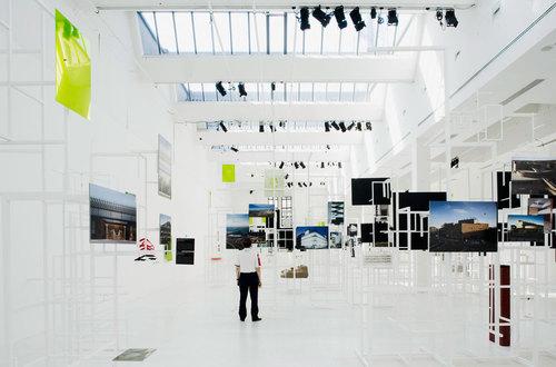 Alessandro Scandurra / scandurrastudio — Medaglia d'Oro per l'Architettura Italiana 2009