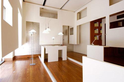 Alessandro Scandurra / scandurrastudio — Luceplan - Progettazione dello spazio espositivo - Milano