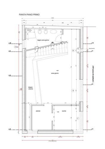 X2 architettura — la casetta in canadà