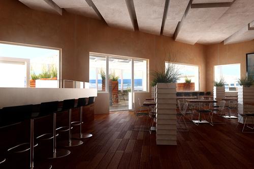 Rocco mele progetto di ristrutturazione lido san for Boutique hotel definizione