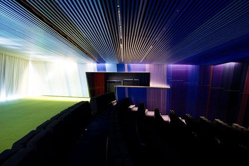 Alessandro Scandurra / scandurrastudio — Auditorium Mac9 - Zurich Insurance Company