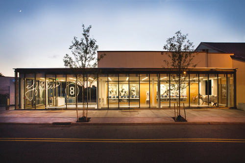 Ikon.5 Architects — Yogi Berra Museum and Learning Center