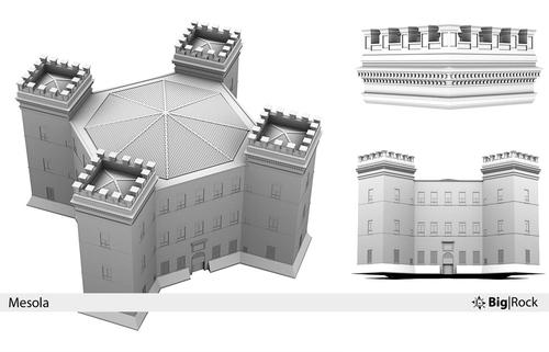 Alberto faliva i bastioni il portico e la fattoria for 1 piani di fattoria storia con avvolgente portico