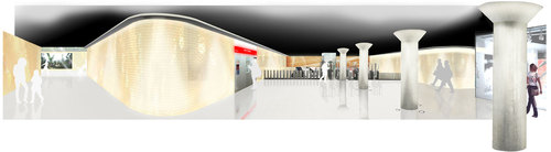 GROUP A, Fabrique — Renovation of the stations of Oostlijn Amsterdam metro