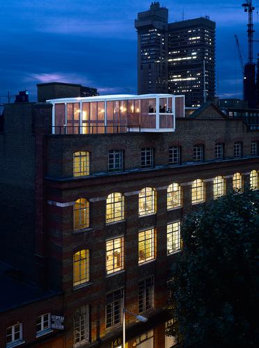 David Kohn Architects — Skyroom