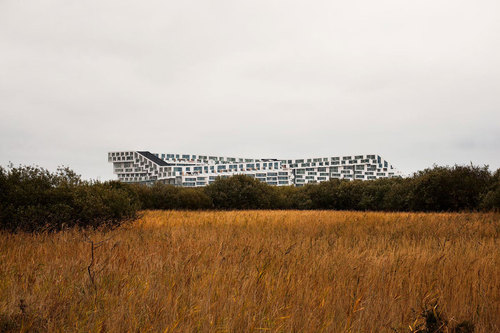 BIG - Bjarke Ingels Group — 8 HOUSE