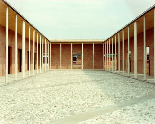 Studio Aldegheri Xquadra — Ampliamento del cimitero di Roncaglia a Ponte San Nicolò - Padova
