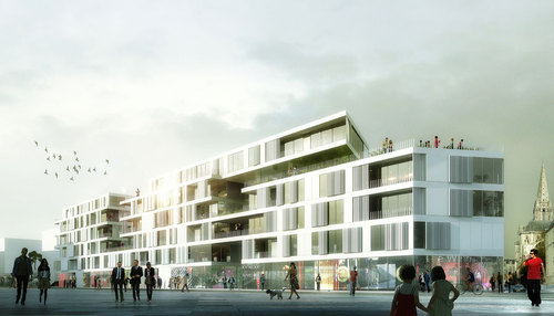 Philippe Dubus Architectes — Rue Gambetta