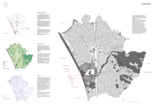 daniela caporale, Davide di Martino, emanuele carreri — Concorso di Idee per Paestum ed i nuclei urbani di Licinella, Torre di Mare e Santa Venere