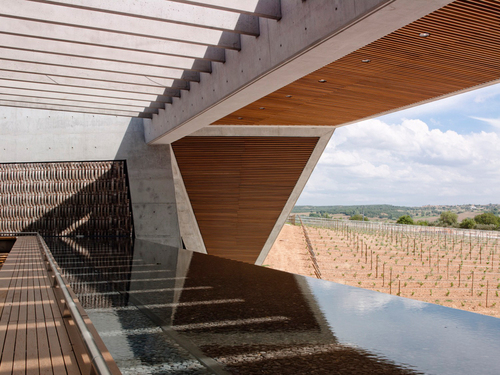 Foster + Partners — Faustino winery