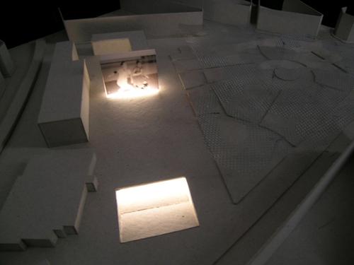 vora arquitectura — Pabellón deportivo Alamedilla