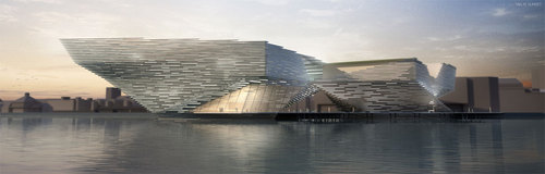 Kengo Kuma & Associates — The V&A Museum at Dundee