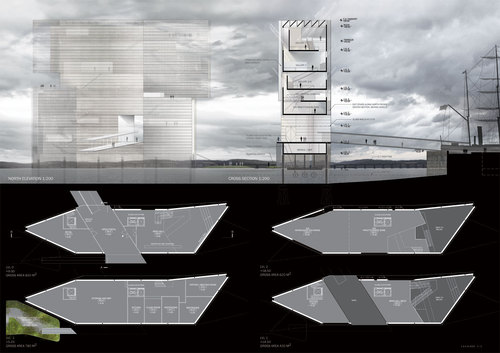 Steven Holl Architects — The V&A Museum at Dundee