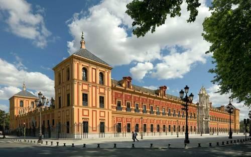 Guillermo Vazquez Consuegra — Rehabilitación del Palacio de San Telmo