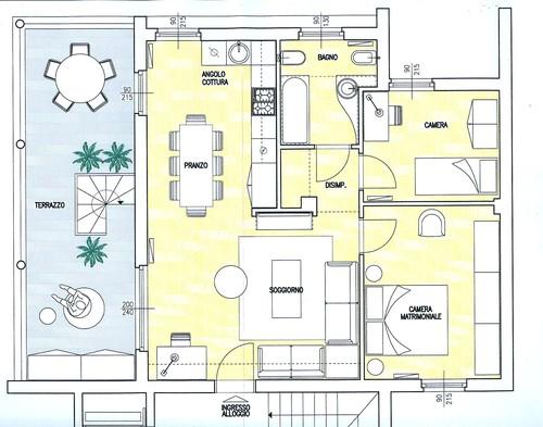 marcello tomei architetto appartamento rm 2010 ordine