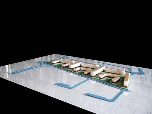 Carmen Espegel Alonso, Concha Fisac De Ron, Streuli-Architetti — PASS – Progetto per abitazioni sociali e sostenibili - Roma