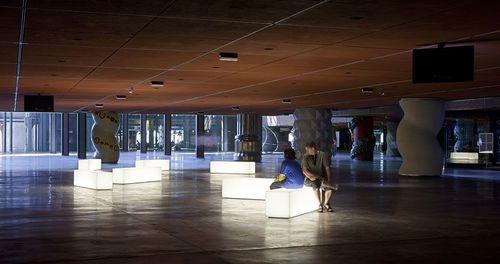 Philippe Starck — Alhóndiga Bilbao