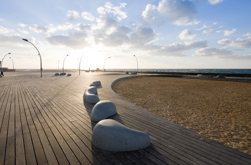 Mayslits Kassif Architects — Tel Aviv Port Public Space Regeneration