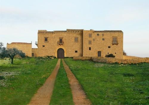 Giovanni Nuzzo, arch. Domenico Massimo Nuzzo — Progettazione del complesso turistico ricettivo di pertinenza del Baglio Catalano