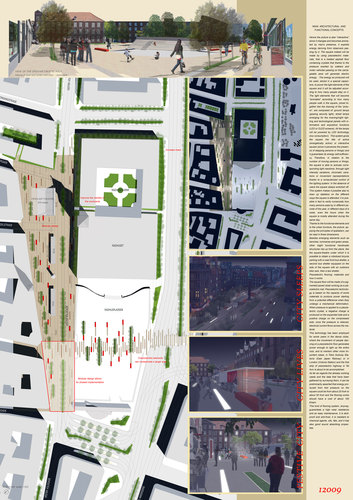 SUDARCH — International competition for the design of the Vartov square