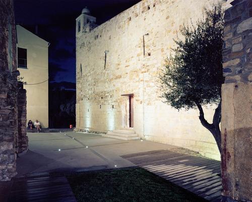 LDA Studio — Restauro Chiesa-Fortezza San Pietro