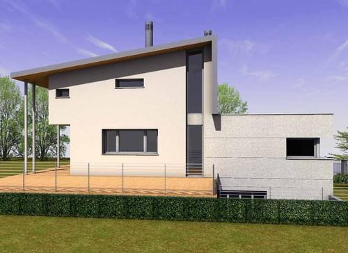 Marina tonsi casa unifamiliare for Piani portico gratuiti
