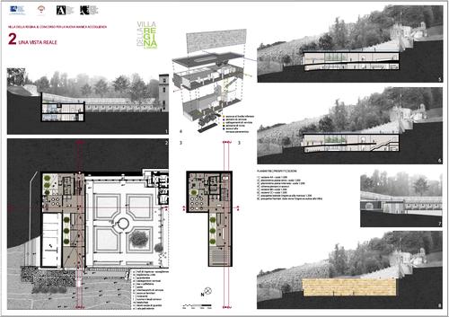 Point architecture graphic design exhibitions villa for Architecture graphique