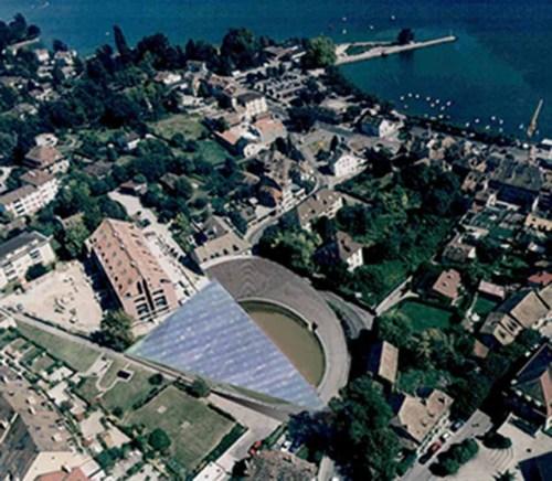 Vincenzo De Biase — Amphitheatre Romain De Nyon
