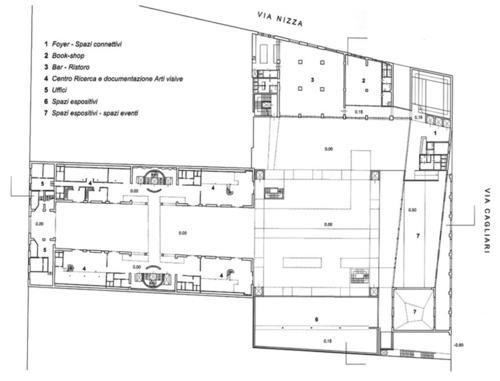 Vincenzo De Biase — Ampliamento Galleria Comunale D'arte Moderna E Contemporanea - Ex Birra Peroni