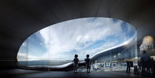 BIG - Bjarke Ingels Group — National Gallery of Greenland