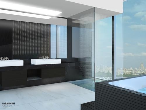 Iosa ghini associati s r l sistema bagno kinea la - Sala da bagno ...
