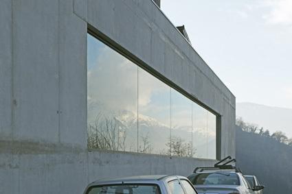 Roland Baldi — Funivia Ivigna - stazione a valle